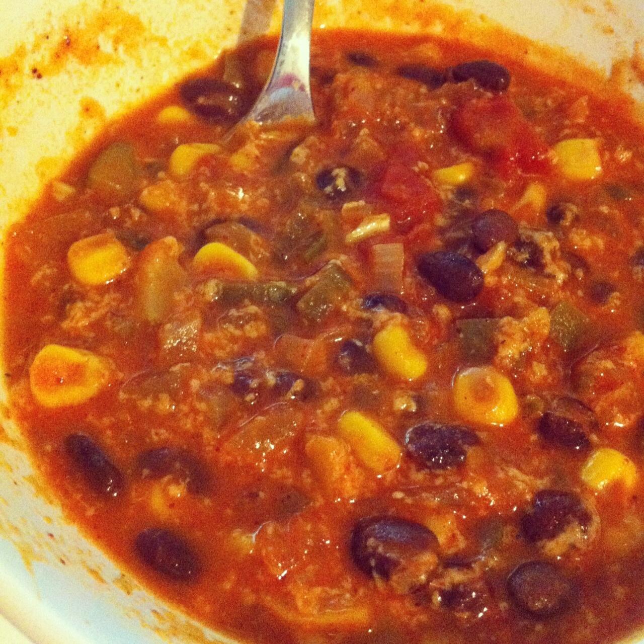 Recipe | Vegetarian Chili | Hello Leelo